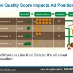 quality score in google adwords